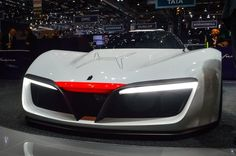 The H2 Speed is powered by a hydrogen fuel cell drive with two electric motors