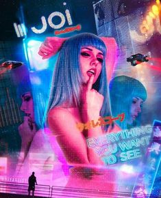 vaporwave japanese vaporwave photography The Effective Pictures We Offer Yo Cyberpunk Kunst, Cyberpunk Girl, Cyberpunk 2077, Cyberpunk Fashion, Cyberpunk Movies, Vaporwave, Illustrations, Illustration Art, Denis Villeneuve
