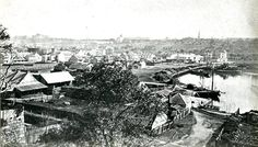 Woolloomooloo Bay  South Sydney Council photos from Edda Boyd, City of Sydney Archives, c mid to late 1800s
