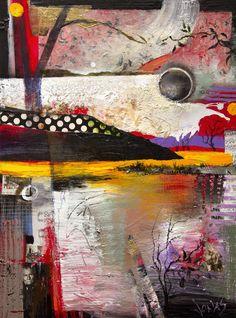 Spirit of the Land by Jonas Gerard