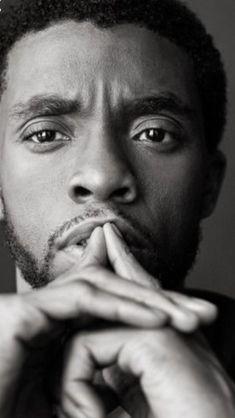 Chatwick Boseman- my king