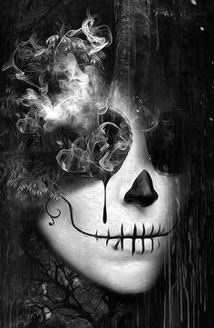 .More Dia de los Muertos...