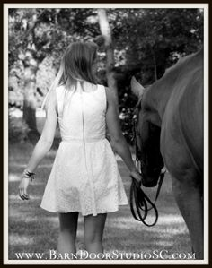 "Sweet 16 Photo Session, Hannah & her boy Tucker, aka ""Fireman"", ""A Smokin' Invitation"", out of Invitation Only, AQHA, Equestrain photo session. www.barndoorstudiosc.com"