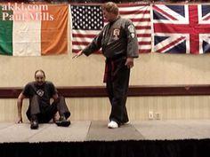 Paul Mills American Kenpo Energy Video Clip
