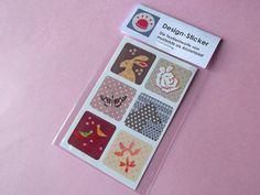 Design-Sticker von musterkitz | Ansalia.ch