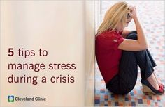 Managing Stress During a Crisis - MilitaryAvenue.com