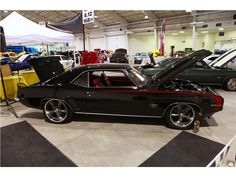 1969 Chevy Camaro Hot Rod - 1