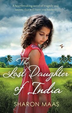 Happy pub day to Sharon Maas with The Lost Daughter of India, read an extract of the book here: http://simonascornerofdreams.blogspot.ch/2017/01/extract-lost-daughter-of-india-by.html #bookbloggers