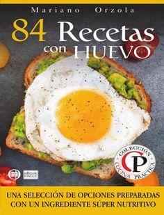 84 recetas con huevos por Juli Warez