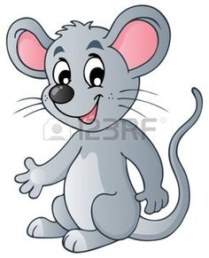 Illustration of clipart - 23962622 - Cavalcanti - Cute cartoon mouse stock vector. Illustration of clipart - 23962622 Cute cartoon mouse. Cartoon Images, Cute Cartoon, Cute Mouse, Cute Animal Videos, Cute Animal Drawings, Cat Stickers, Cute Baby Animals, Caricature, Cartoon Characters