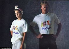 Apple clothes circa 1980