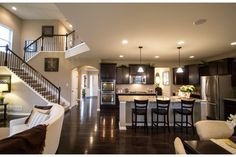 pulte birmingham floor plan - Google Search