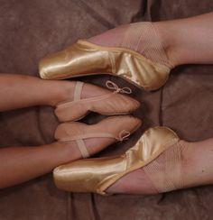 Ballet Feet!