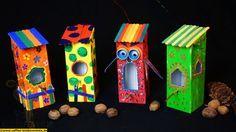 Recycling Basteln mit Kindern, DIY Crafts (3)