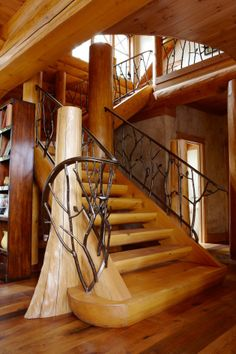 Good Stairs And Railing
