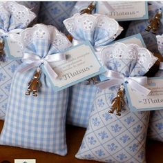 Mini Store, Lavender Bags, Bath Soap, Ideas Para Fiestas, Little Gifts, Party Favors, Gift Wrapping, Baby Shower, Events