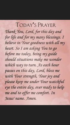 61 New ideas quotes life god faith prayer request Prayer Scriptures, Bible Prayers, Prayer Quotes, Spiritual Quotes, Bible Quotes, Prayers For Healing Children, Prayer For My Children, Bible Verses, Daily Morning Prayer