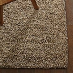 Bello Shag Wool Rug #westelm