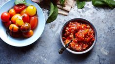 32 chilli hits to warm up your winter Tomato Chilli Jam, Sbs Food, Grilled Meat, Chana Masala, New Recipes, Food To Make, Spicy, Curry, Preserves