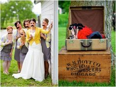 Image result for photo booth prop table setups