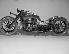 Modelo de la motocicleta