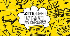 Use this simple, visual note taking tool for meetings, daily presentations, online lectures, mind mapping, video conferences and for whatever you like. Ziteboard is a zoomable whiteboard with infinite space and instant collaboration possibilities.