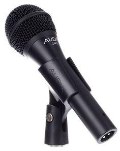 Audix OM5 - Thomann www.thomann.de #mic #audix #microphone