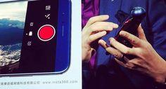 Acessório pode ser acoplado em smartphones para tirar retratos em alta resolução filmar com qualidade superior ao HD e traz aplicativo com recursos exclusivos A Huaweianunciou a Honor VR Camera uma câmera de 360graus acoplável para smartphones da companhia. Desenvolvido em parceria com a empresa Insta360  startup chinesa com protótipo do equipamento  o produto captura retratos com resolução em 3K (3008x1504) e filma em 2K (2560x1280) em 30 fps. A câmera é equipada com estabilização…