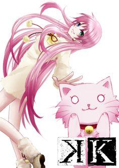 anime k project | Neko - K Photo (32669839) - Fanpop fanclubs