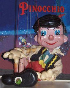 """1962 Pelham 11"""" Pinocchio"""