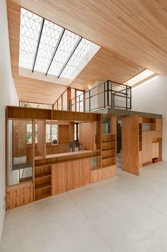 Scout House by BAAG Architects | Yellowtrace