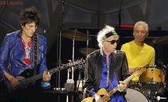 Keith Richards asegura que los Rolling Stones grabarán nuevo material en un futuro cercano