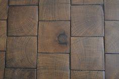 Renovation Inspiration: Cartolina's DIY End-Grain Block Flooring