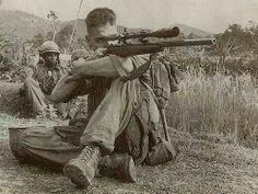 sniper in vietnam war