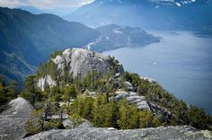 Legislation introduced to remove land from Stawamus Chief Provincial Park for Sea to Sky Gondola