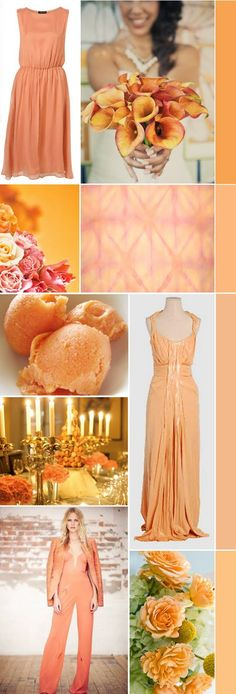 SOIREE SPECTRUM: PEACH | For the Love of Design :: Kelley Moore