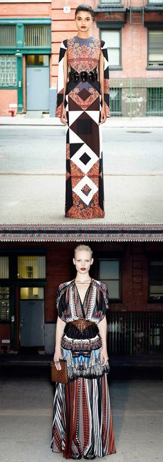 Pattern Love: Givenchy Resort Spring 2013