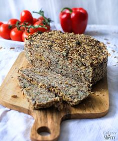 Life Changing Brot, glutenfrei, low carb, zuckerfrei, sojafrei, proteinreich Blogpost/Copyright von www.greenysherry.com - Inspiriert von My New Roots