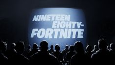 Fortnite parodies Apple's 1984 Superbowl ad George Orwell, Call Of Duty, Google Play, Microsoft, Cv Online, Ridley Scott, Apps, Unreal Engine, Epic Games