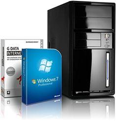 http://ift.tt/1kfUmYn shinobee Flüster-PC Intel Dual-Core Office/Multimedia PC Computer mit 3 Jahren Garantie! inkl. Windows7 Professional  INTEL Dual Core 22.58 GHz 2GB DDR3 RAM 320GB HDD Intel HD Graphics HDMI VGA DVDRW Office USB 3.0 #4845 ! salelanyt##