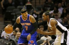 What If... Carmelo Anthony replaced Kawhi Leonard last season?