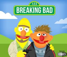 'Breaking Bad' Stars Brilliantly Reimagined as 6 Dynamic Duos