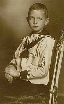 Johann Leopold, Hereditary Prince of Saxe-Coburg and Gotha was the eldest son of Charles Edward, Duke of Saxe-Coburg and Gotha and Princess Victoria Adelaide of Schleswig-Holstein-Sonderburg-Glücksburg. From his birth until his father's abdication, he was known as Hereditary Prince Johann Leopold.
