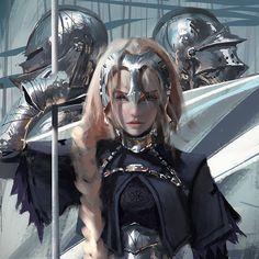 ruler #fate