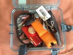 Useful boat accessories for family trips: waterproof-utility-case. #takemefishing #familyactivities
