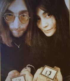 John W. O. Lennon♥♥Yoko Ono-Lennon