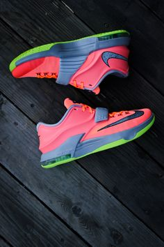 "NIKE KD 7 ""DMV"" via Attic2zoo"