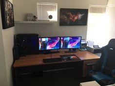 MrTrumpsta's Gaming Setup :)