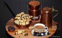 Horneado Galleta Café Nuez Taza Alimentos