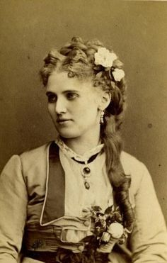 Christina Nilsson was a famous Swedish operatic soprano of the late Victorian time period. There are many similarities between her and Gaston Leroux's Christine Daae of The Phantom of the Opera. Many believe Leroux based the character on the real life opera singer, although evidence is unverified.